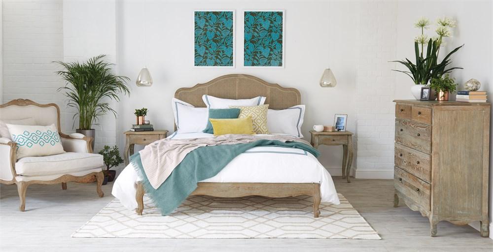 Sienna Rattan Bed